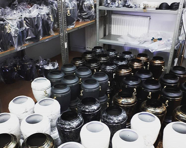 urny pogrzebowe producent