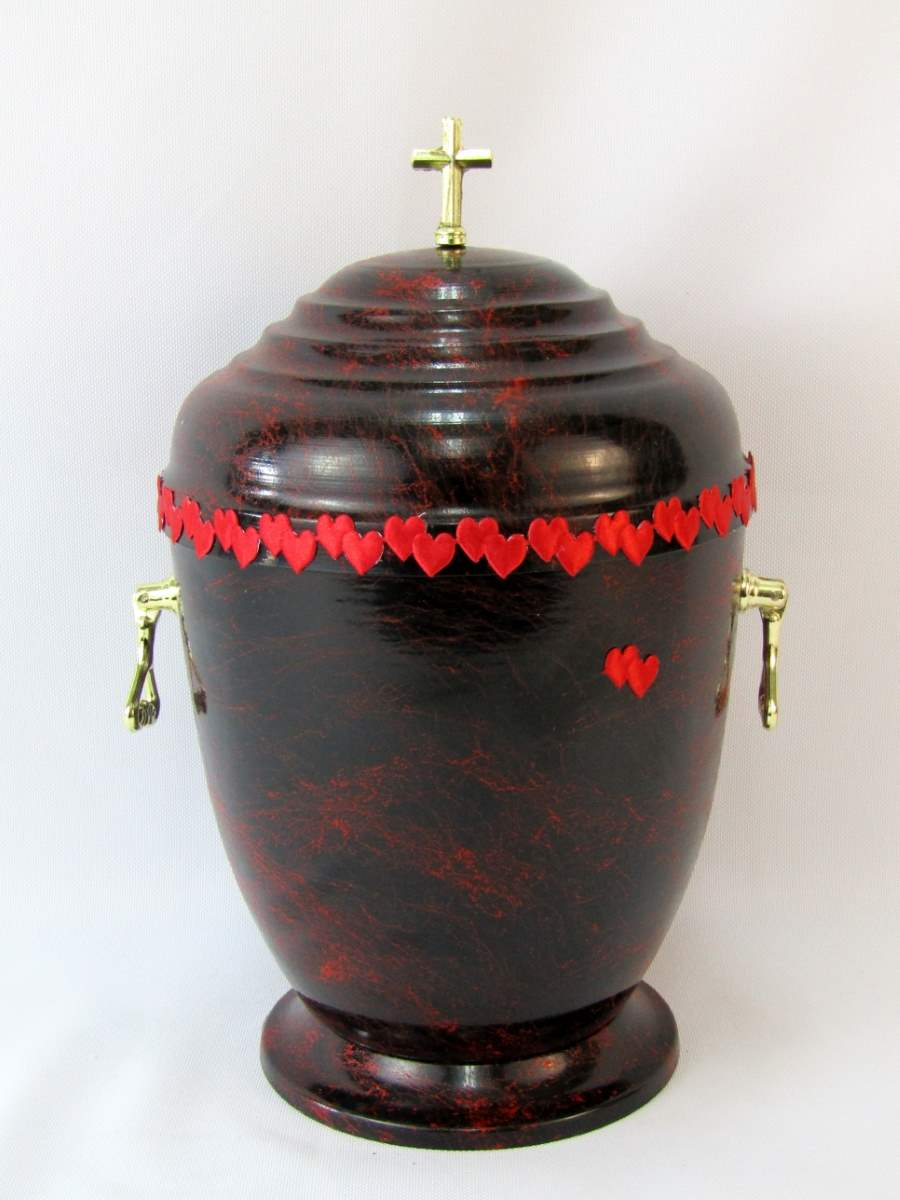 urna z sercami