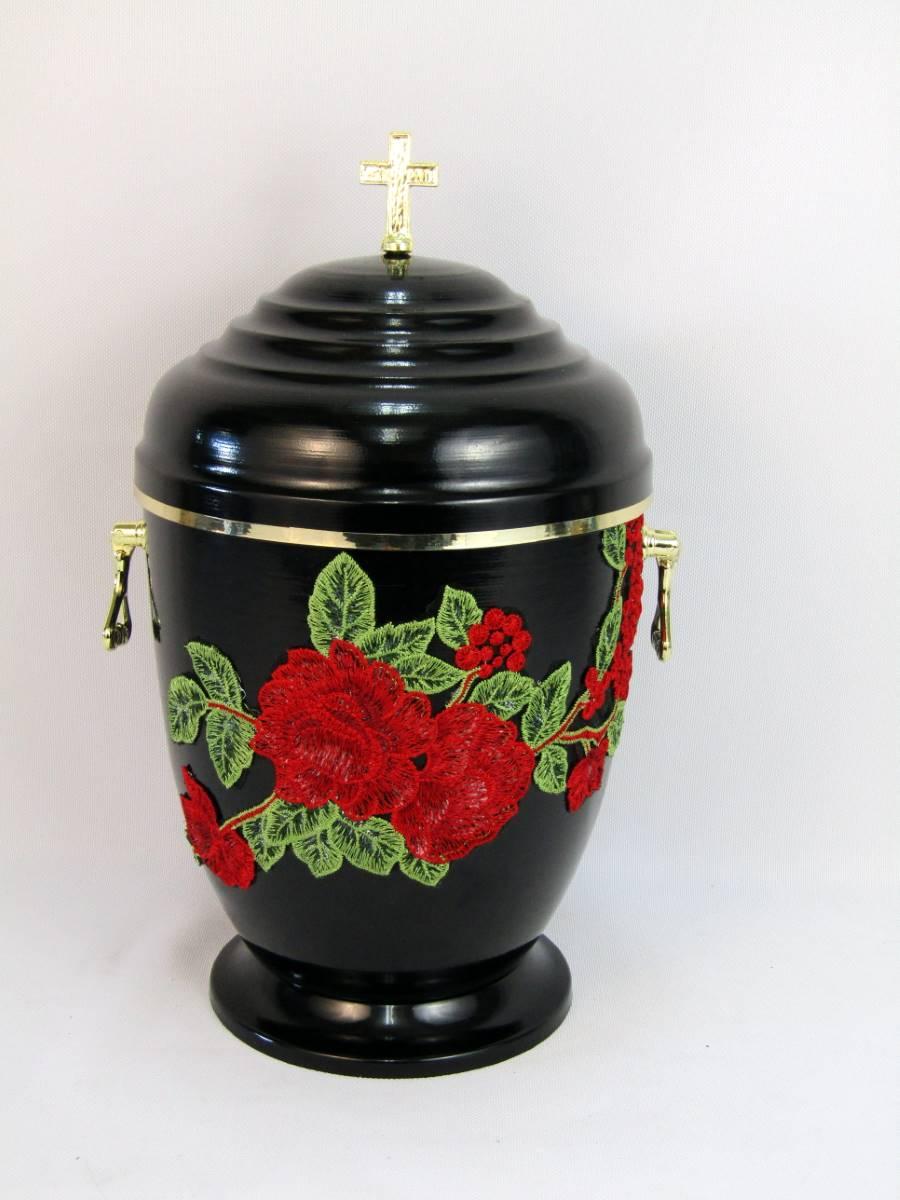 Urna z kwiatami