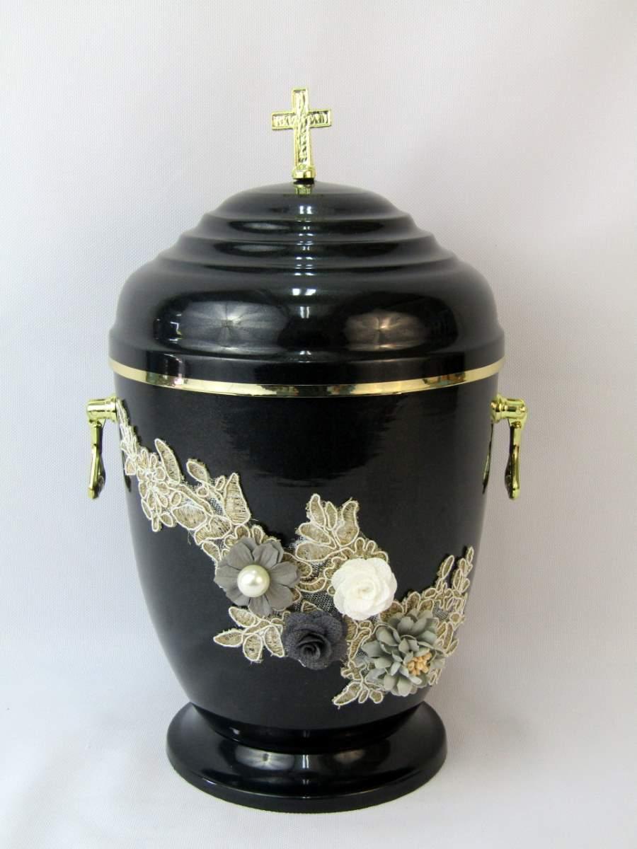 urna zdobiona
