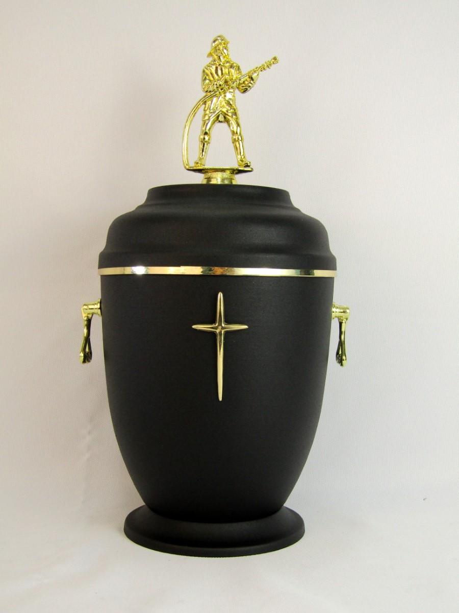 Urna dla strażaka
