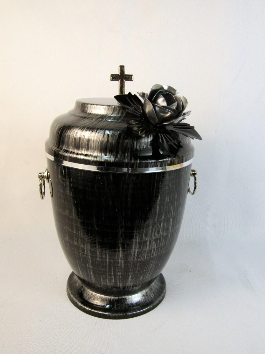 Urna premium czarna
